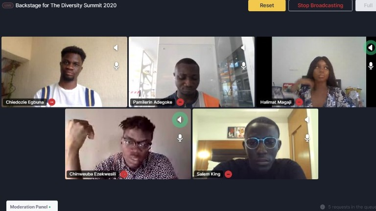 """""""There is nothing in the present political system that young people can learn from""""   Panelists discuss at The Diversity Summit 2020"""