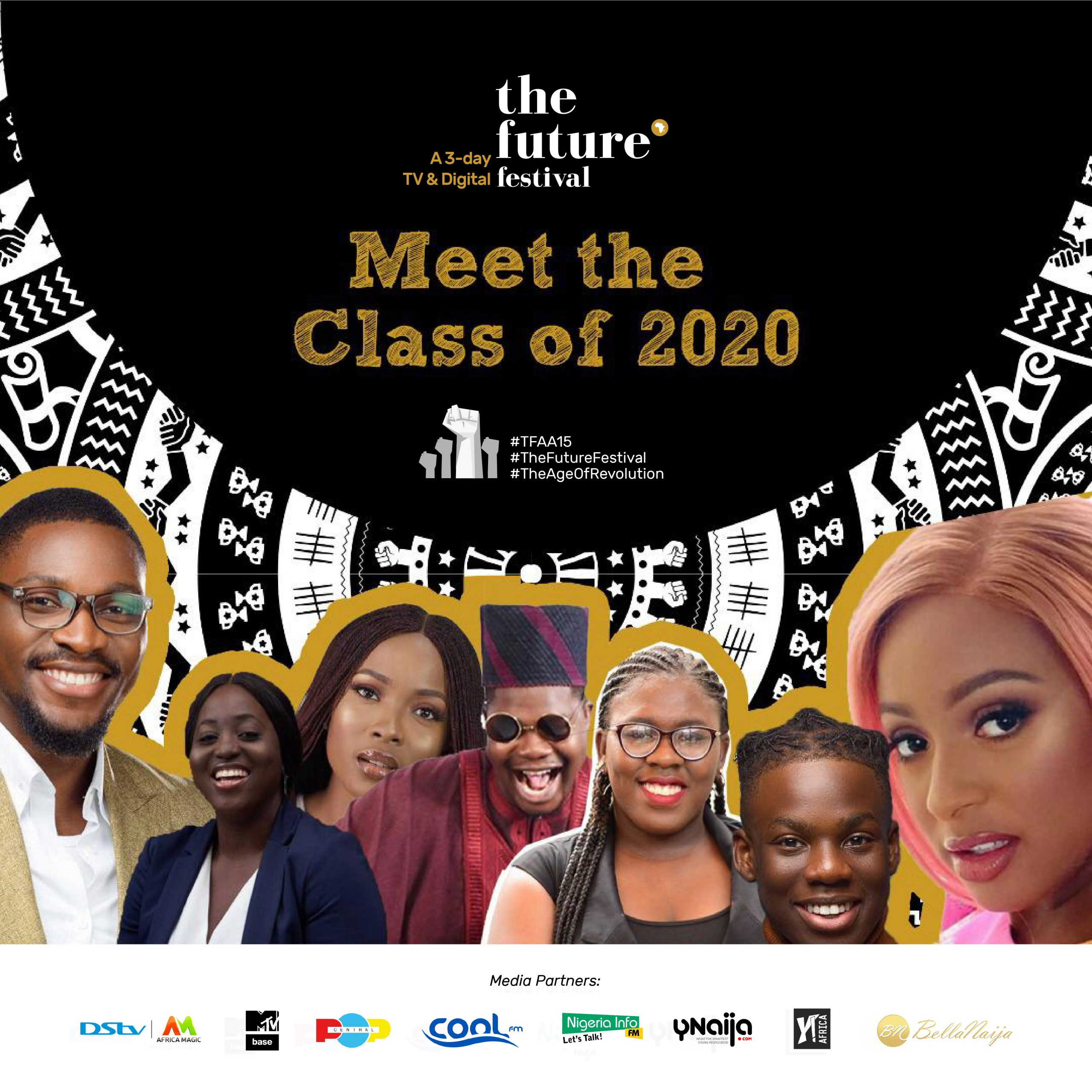 The Future Awards Africa: Class of 2020